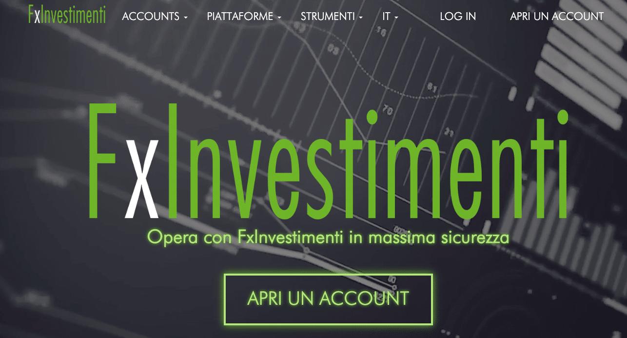 FX Investimenti funziona o truffa? Opinioni e recensioni