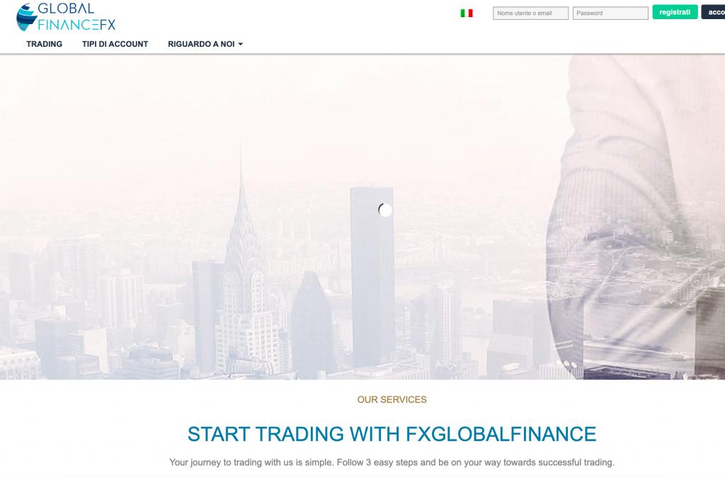 FXglobalfinance è un broker sicuro ed affidabile o una truffa? Migliorbrokerforex.net si esprime così....