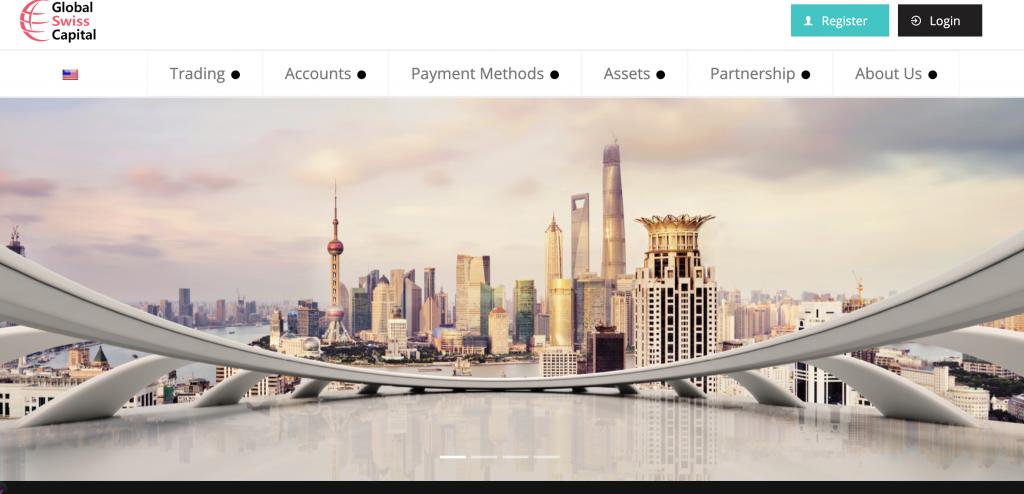 Capital Global swiss è un broker sicuro o una truffa solamente?