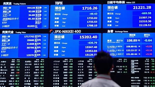 il mercato delle azioni in borsa