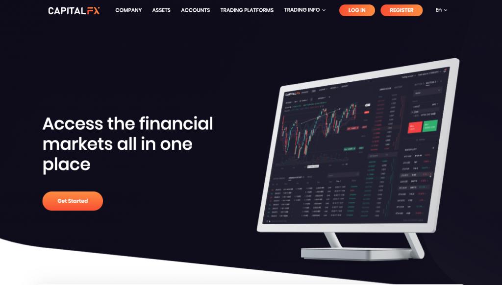 Capital FX è un broker sicuro e legale o solamente una truffa?