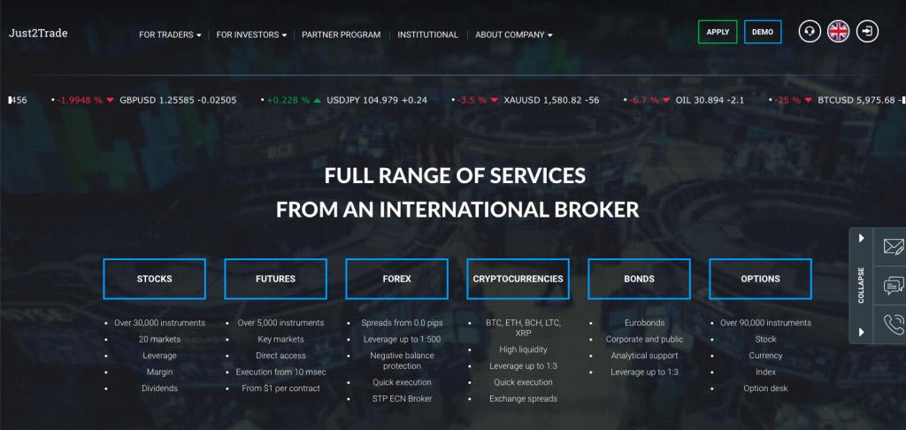 Just2Trade è un broker sicuro ed affidabile o solo un sistema fraudolento?