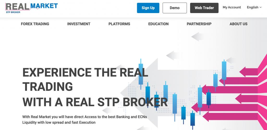 Real Market Broker è sicuro ed affidabile o una truffa? Leggi qui il parere di migliorbrokerforex.net