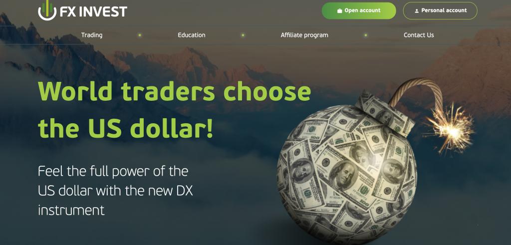 FX Invest è una truffa o un broker sicuro? opinioni e recensioni by migliorbrokerforex.net