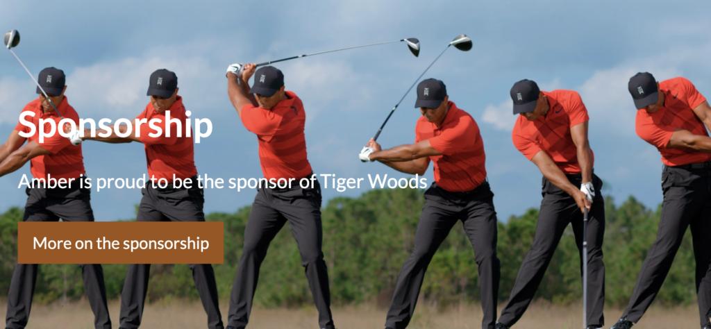 No, non è lo sponsor di Tiger Woods, ma una volgarissima truffa