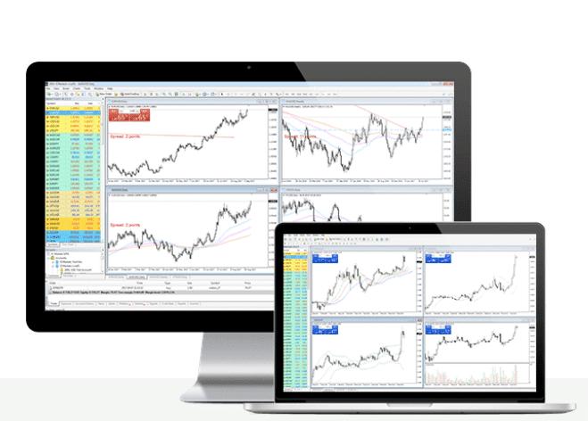 Le piattaforme offerte da IC Markets sono di buona qualità