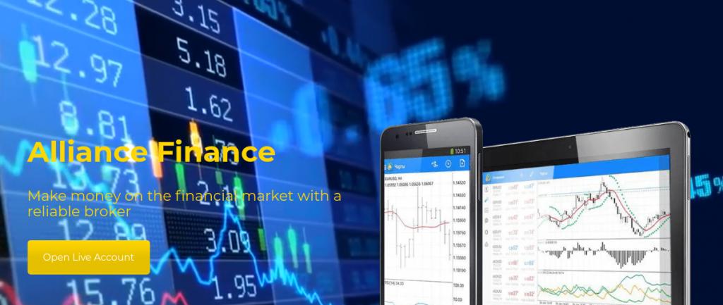 Alliance finance è una truffa? Migliorbrokerforex.net lo ha analizzato e scoperto che...