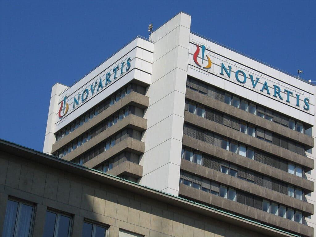 Novartis ha il suo quartier generale a Basilea, Svizzera