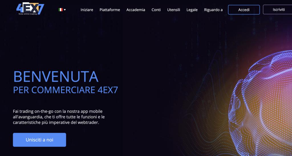 4ex7 è un sito truffa e nella guida di oggi scoprirai insieme a noi perché