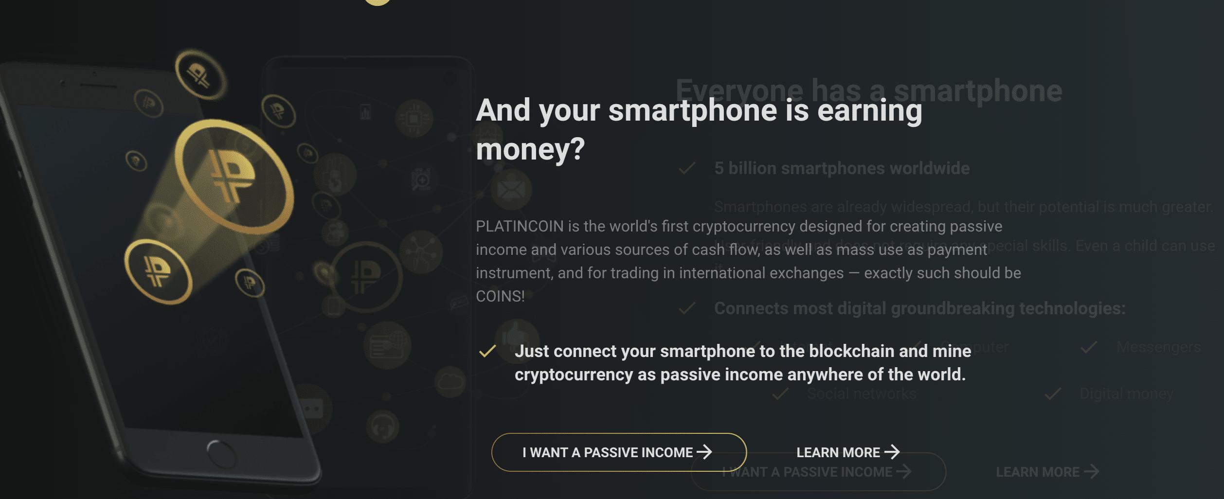 PlatinCoin Truffa o Funziona? Opinioni e recensioni