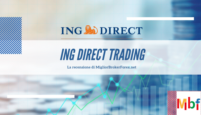 trading con ing direct recensione
