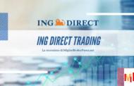 Trading con ING Direct, conviene? Opinioni, recensione e alternative