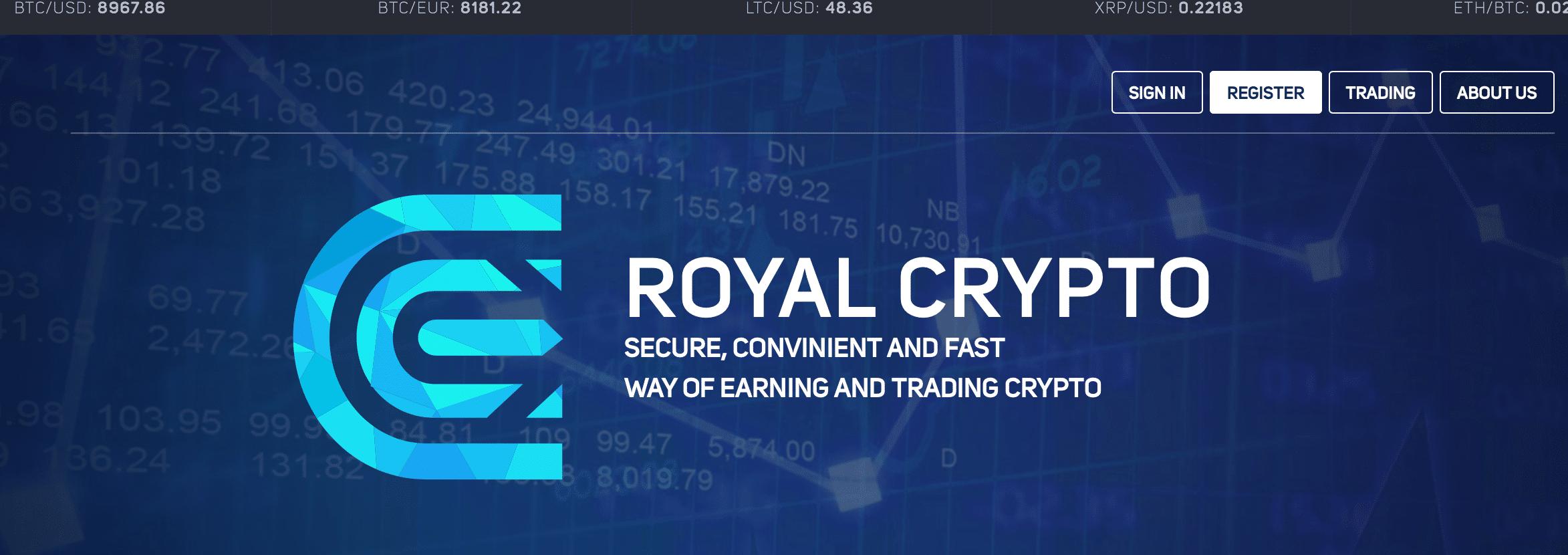 Royal Crypto Truffa o Funziona? Recensioni ed opinioni