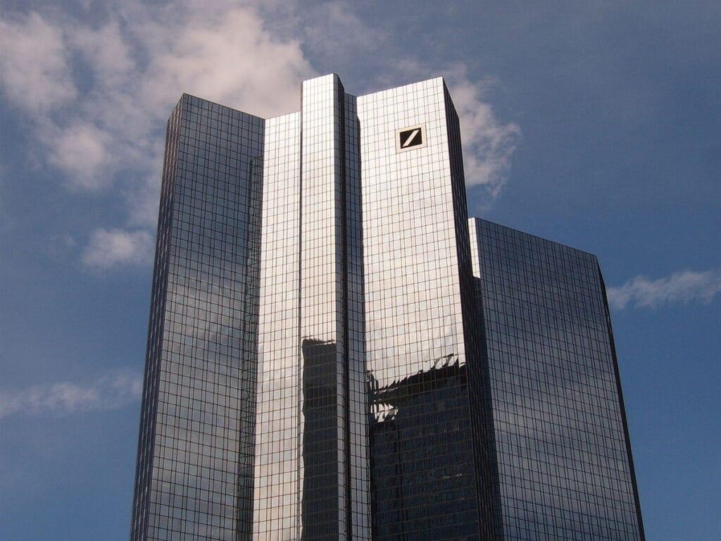 Il grattacelo più rappresentativo del sistema bancario tedesco