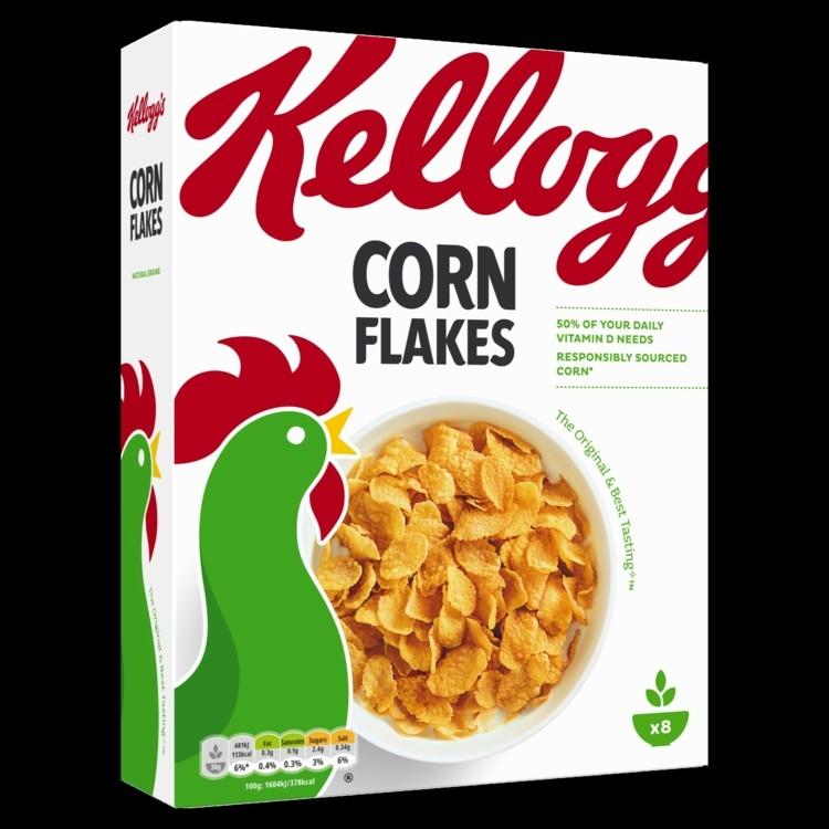 Comprare azioni Kellogg