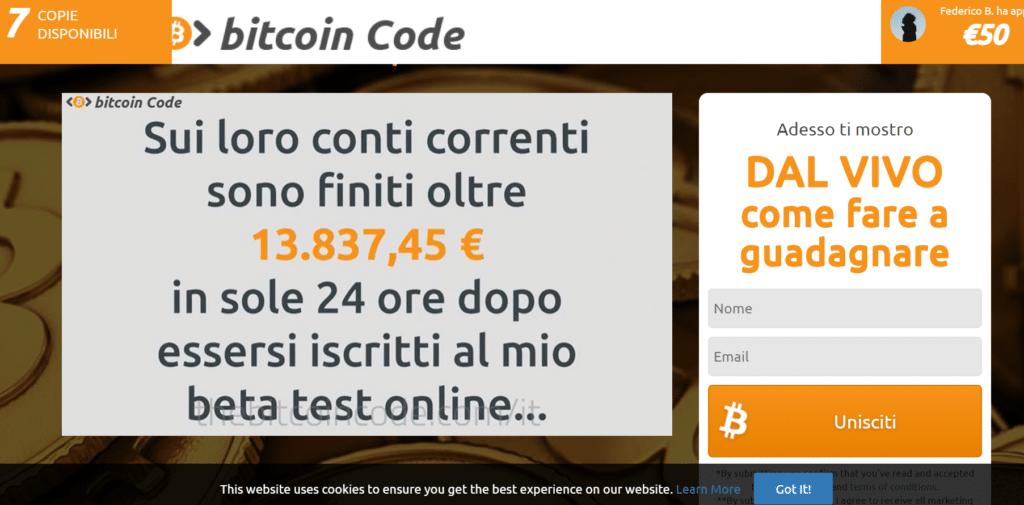 trete dem bitcoin trader cosa posso spendere bitcoin