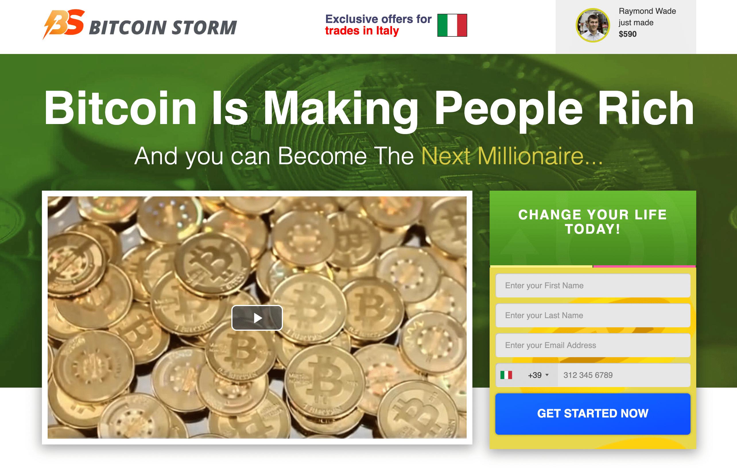 Bitcoin Truffa o investimento: testimonianze ed esperienze negative [2021]
