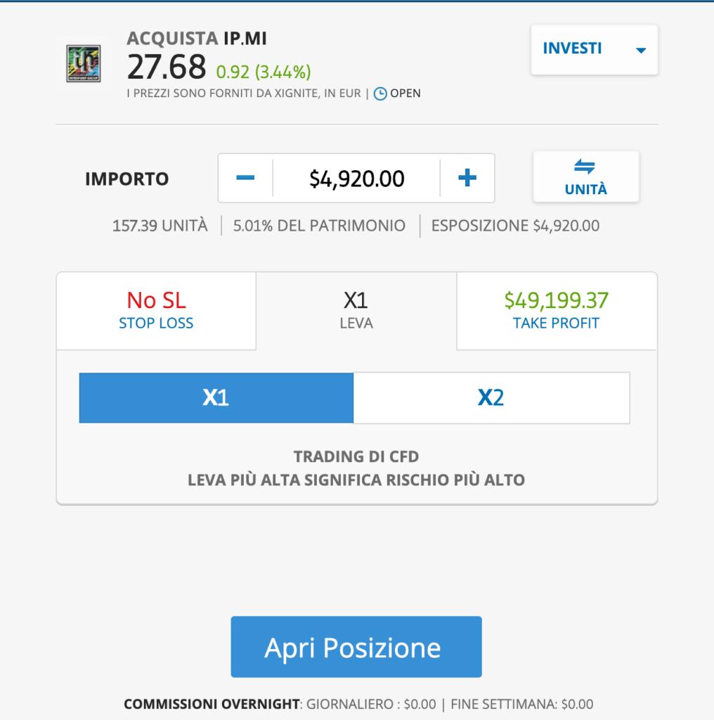 Interpump: acquisto azioni
