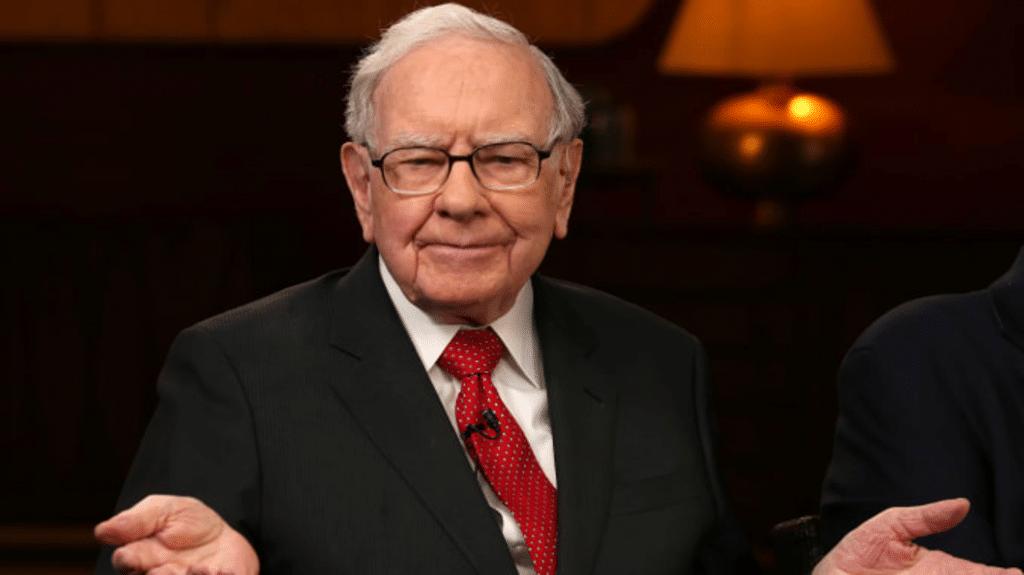 Warren Buffet - miglior trader della storia AL MONDO !!!