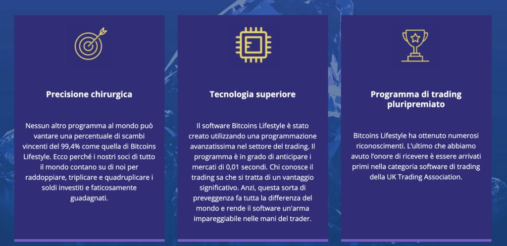 sistema di trading bitcoin falso)