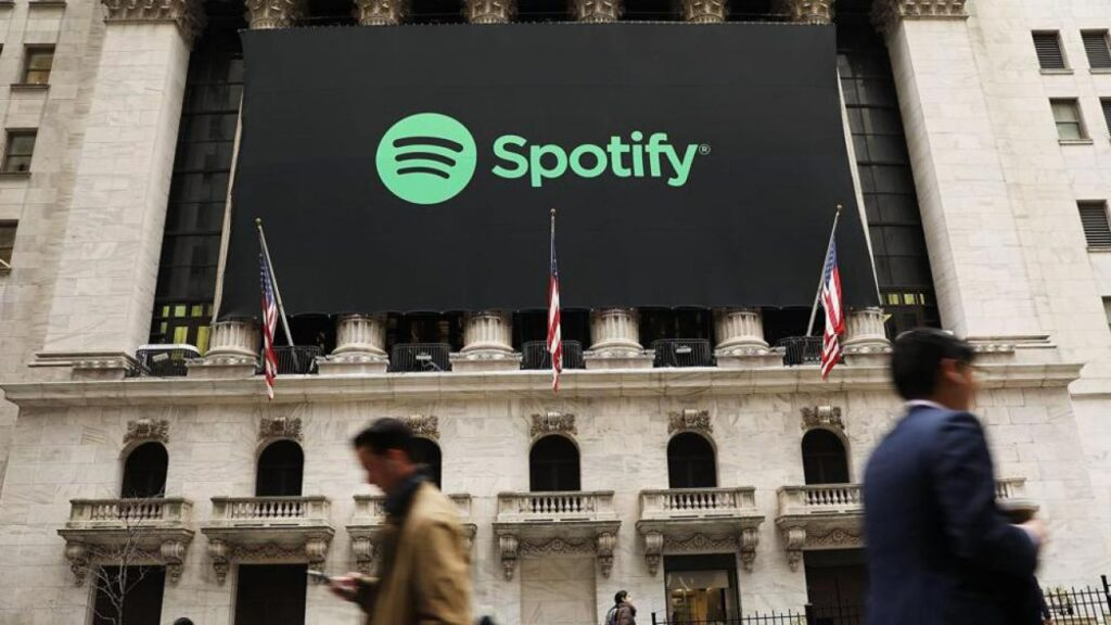 IPO Spotify