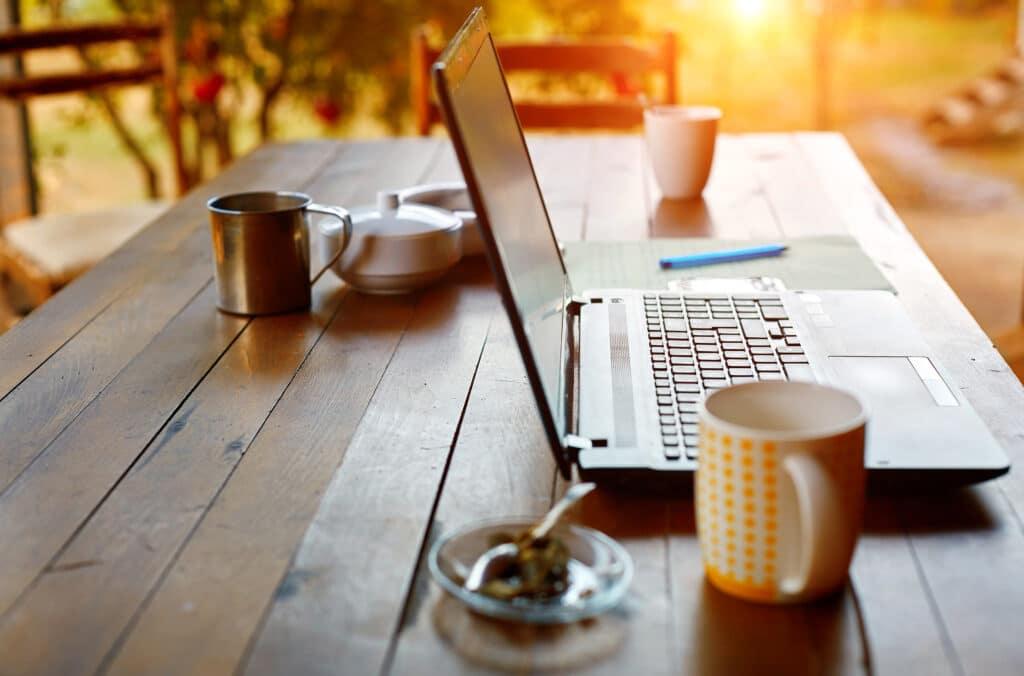 Lavorare casa scrittore