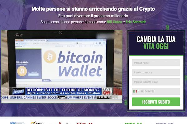 Crypto Trader - sito internet ufficiale