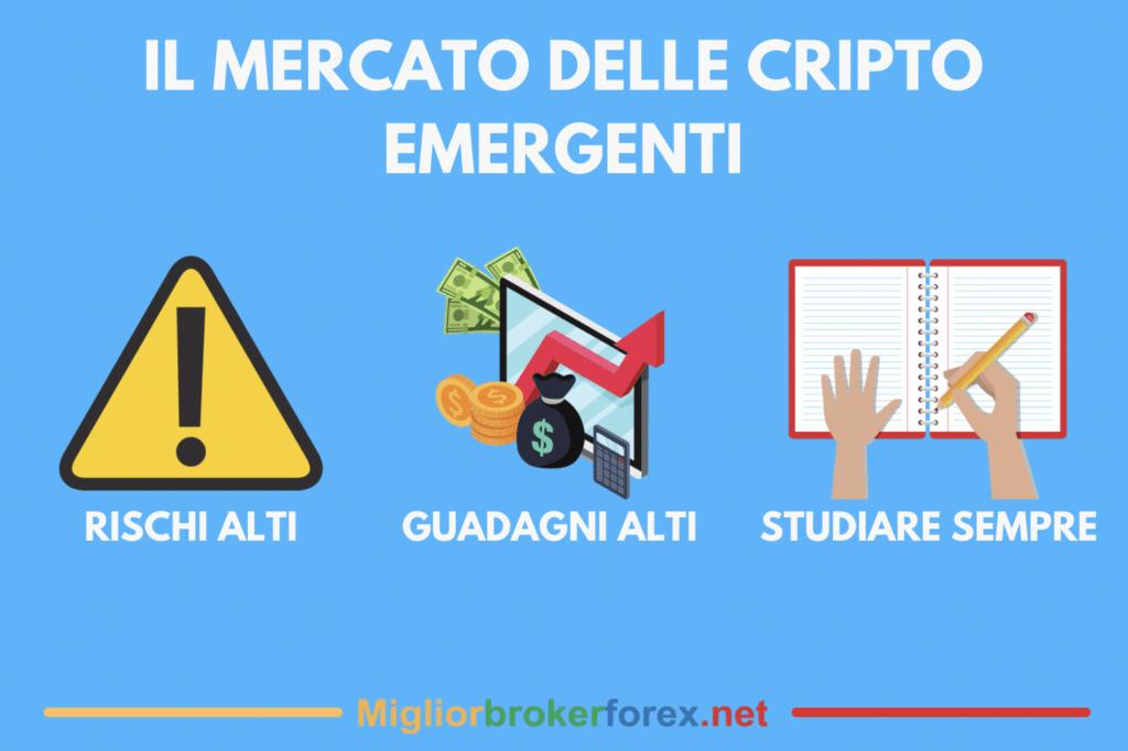 Mercato cripto emergenti: la guida di MFB.net