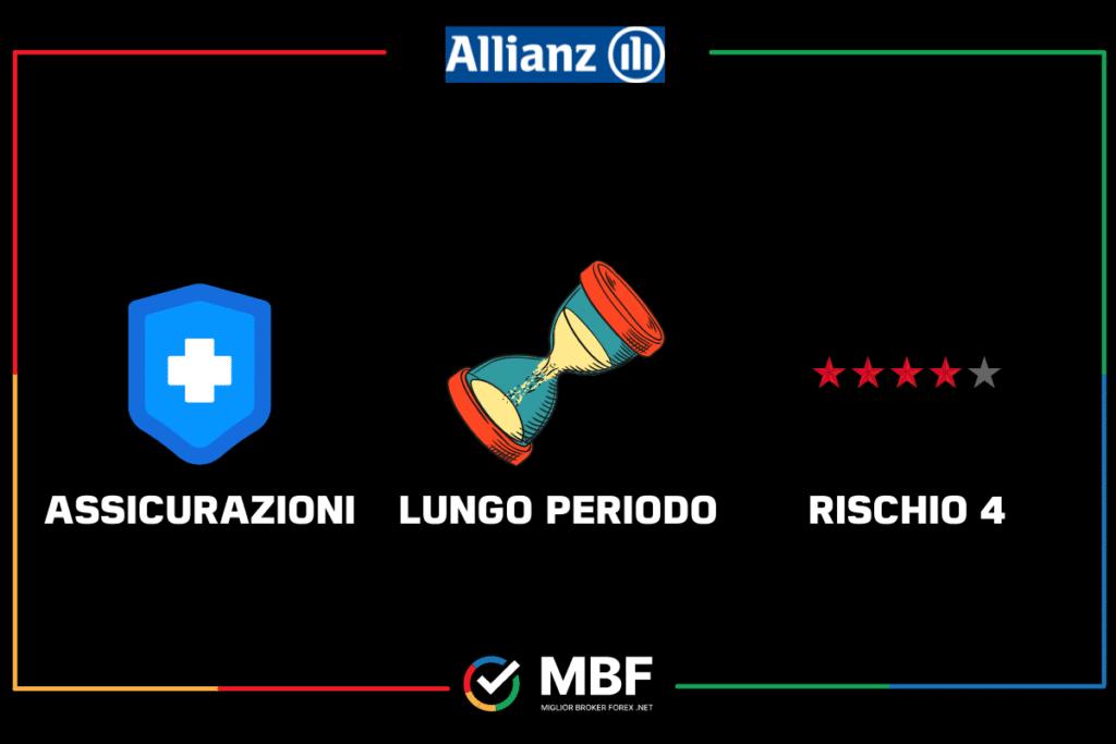 Allianz - prospetto riassuntivo